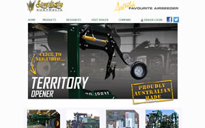 Simplicity Australia Air Seeders and Tillage Equipment